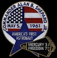 Astronaut Alan B.Shepard Commemorative